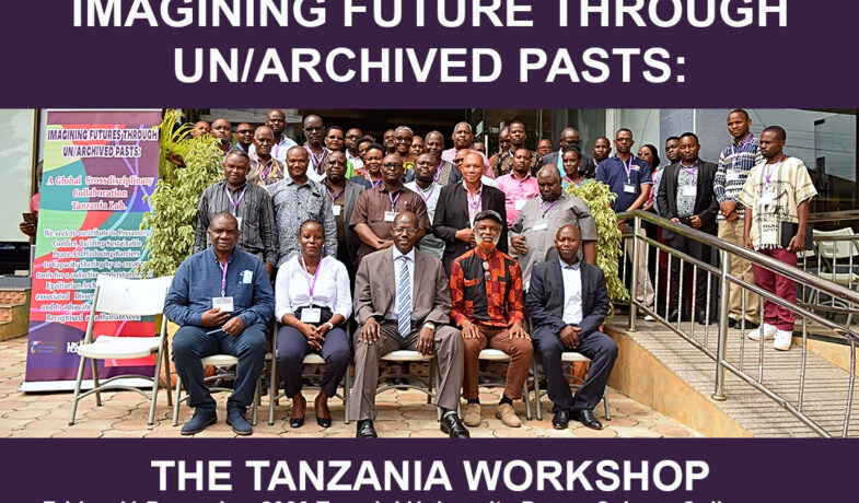 A Group photo for all the participants of the IF workshop Tanzania