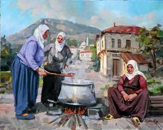 Food, Hospitality, and the Micro-cultures of Syria-4