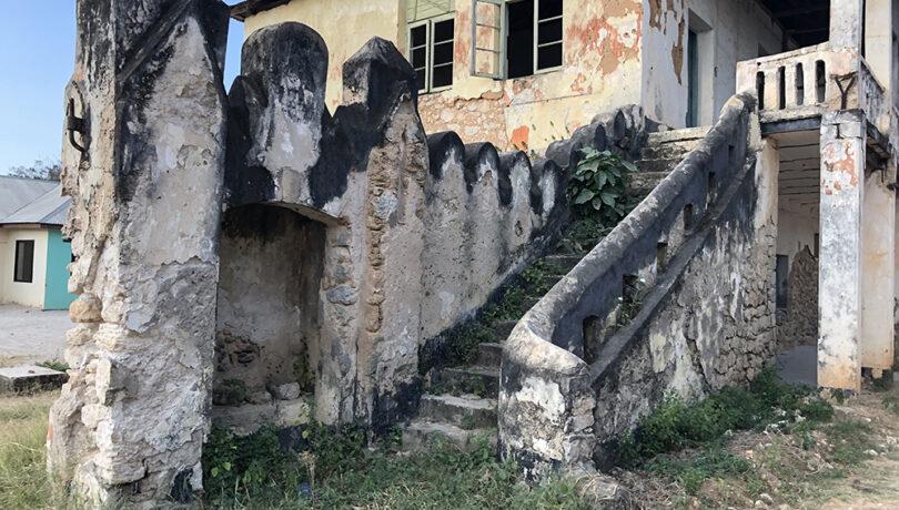 Lindi ruins- July 2019